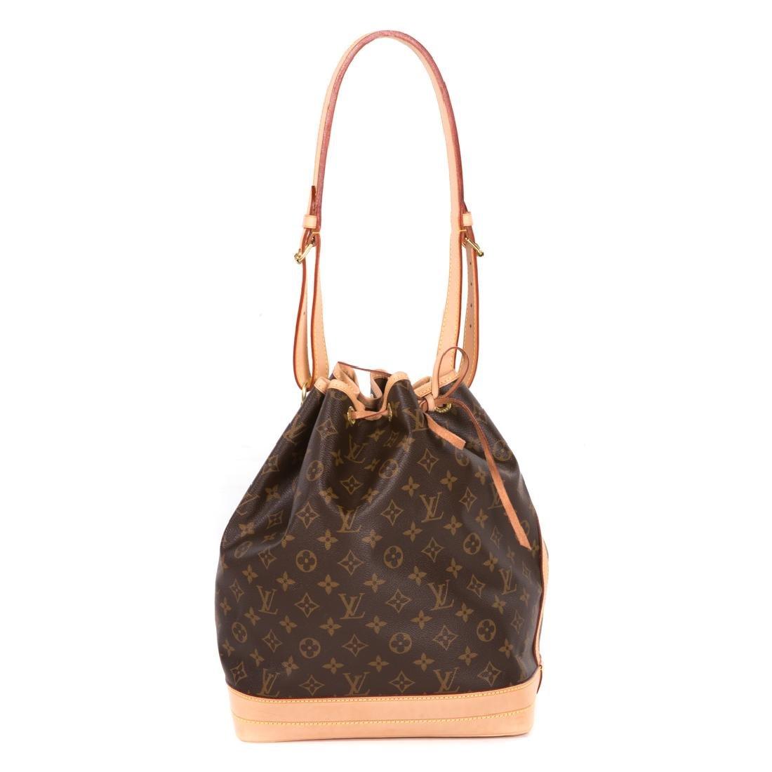 A Louis Vuitton Noé Monogram Handbag