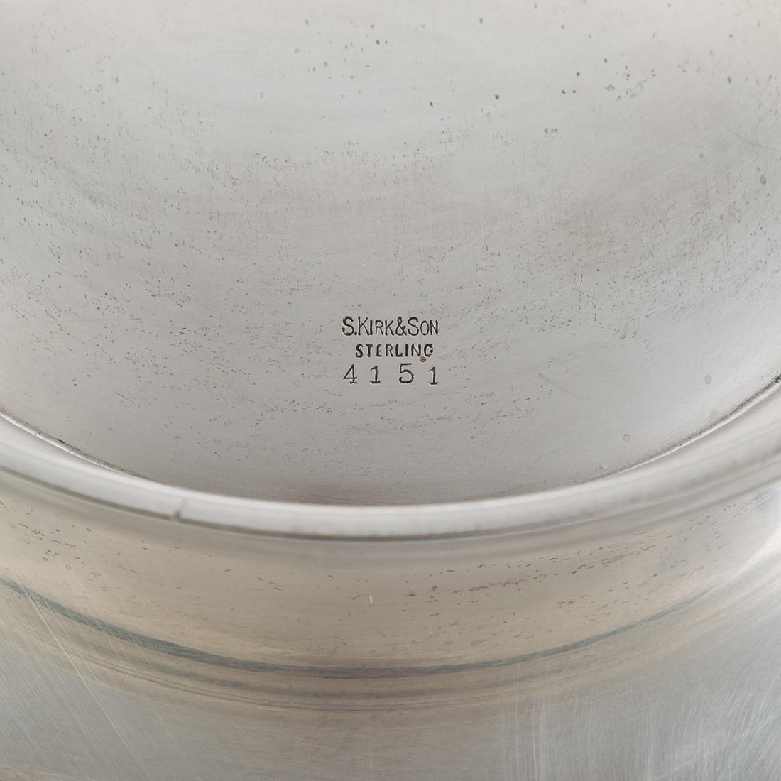 Kirk sterling silver Paul Revere bowl - 4