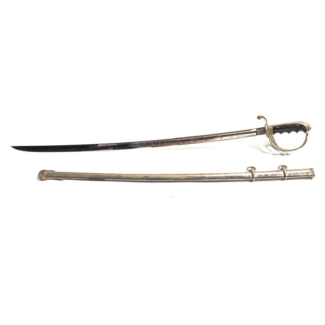 Henry V. Allen & Co. military sword