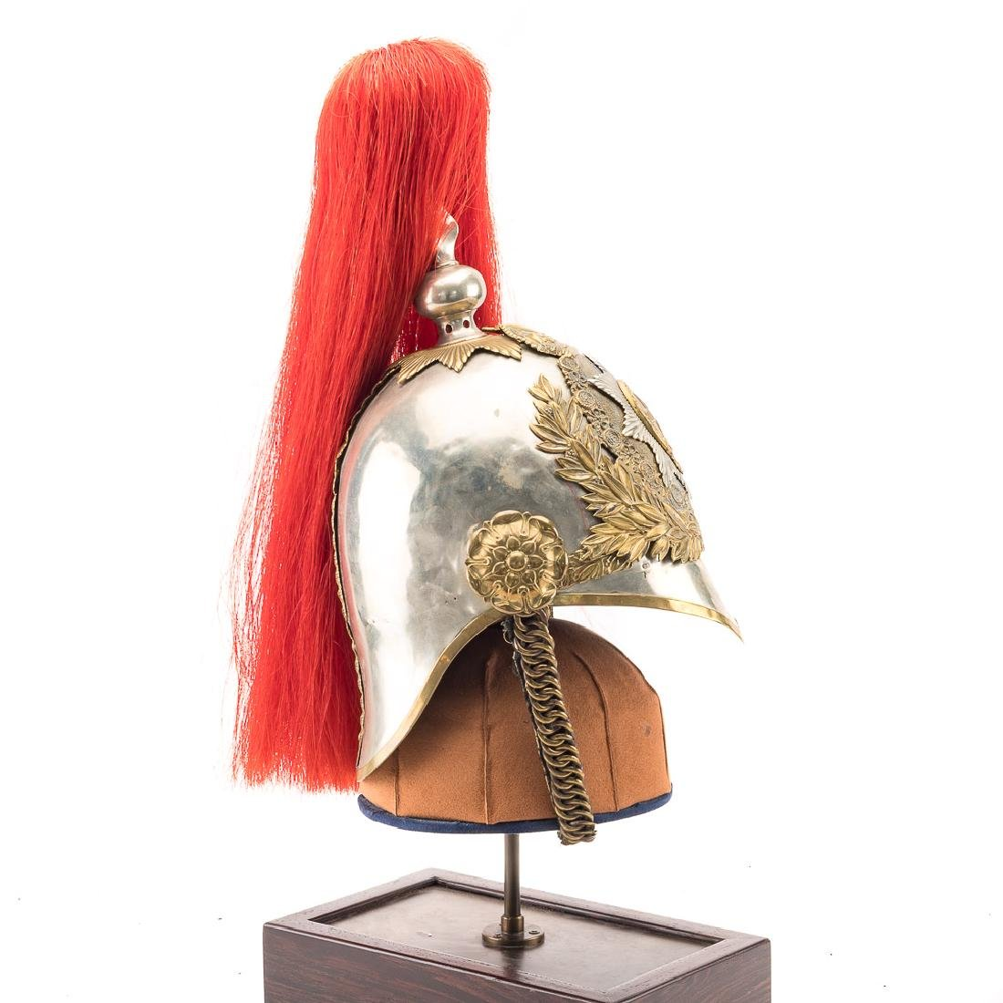 British Royal Guards trooper's helmet - 4