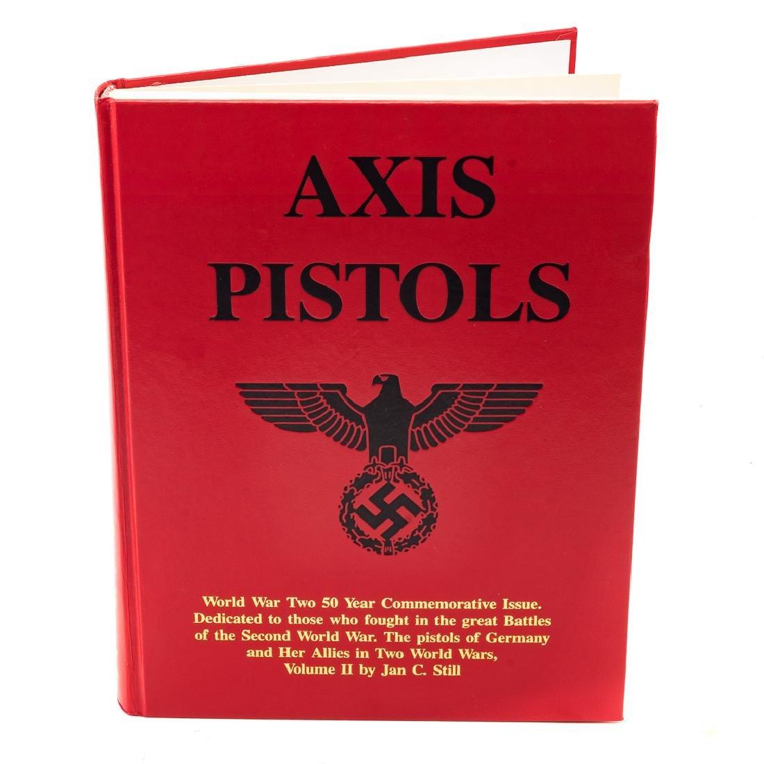 Axis Pistols Hardback