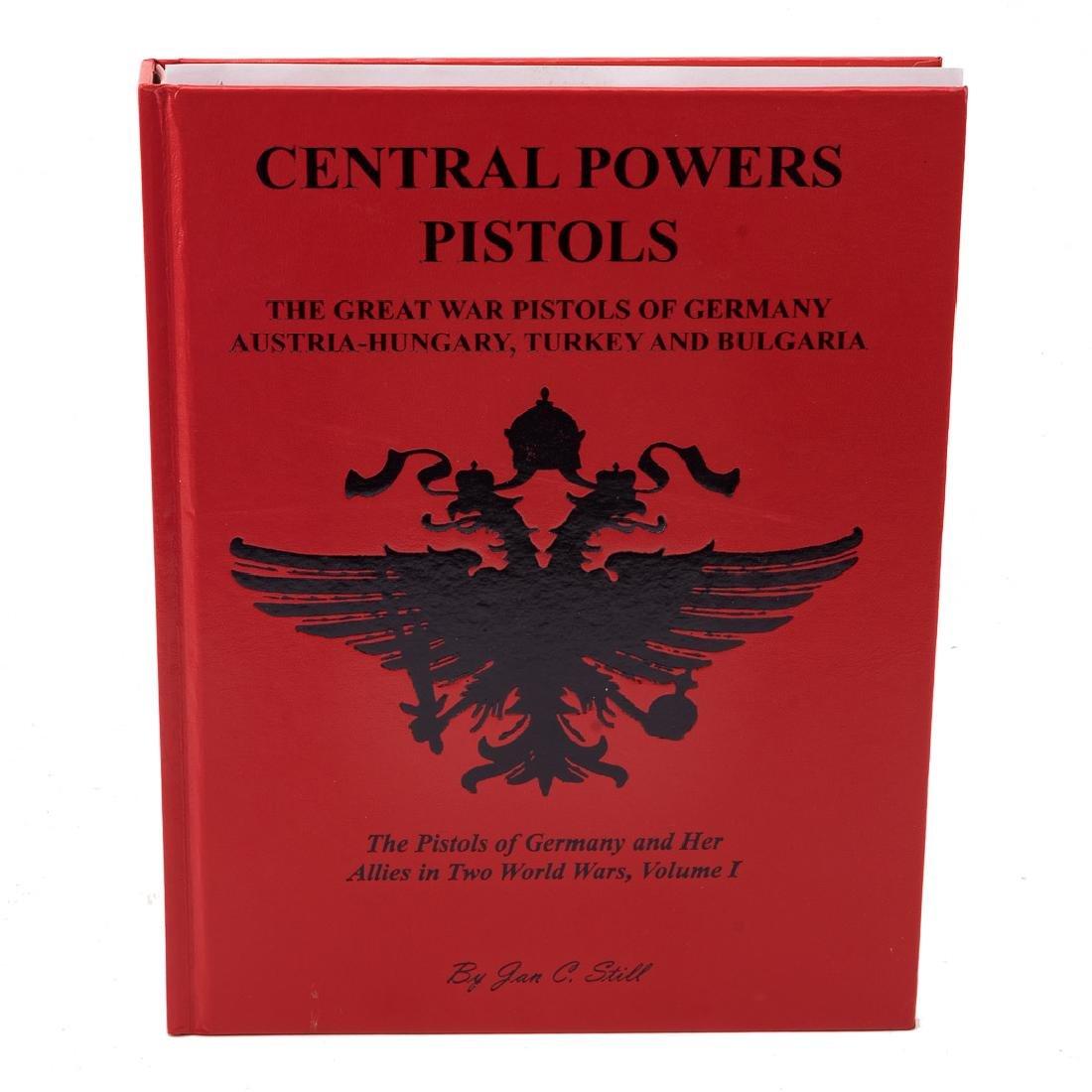 Central Powers Pistols hardback