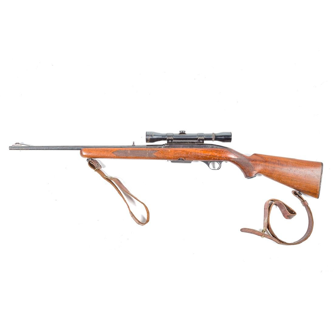 Winchester Model 100 semi-auto scout rifle