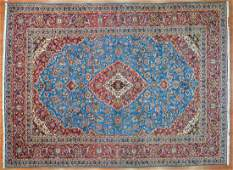 Persian Keshan carpet approx 99 x 133