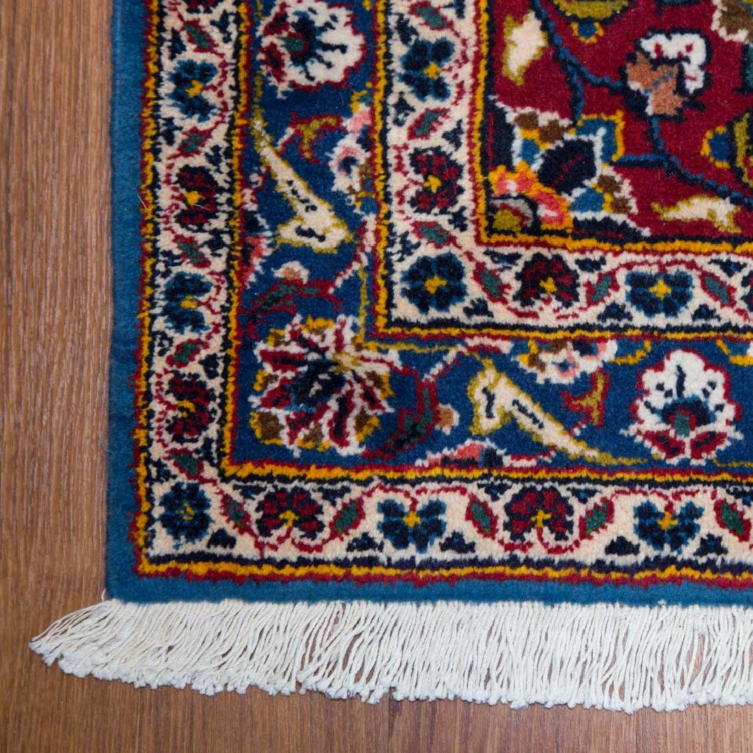 Persian Keshan carpet, approx. 9.9 x 13.3 - 2