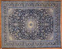 Persian Keshan carpet approx 98 x 123