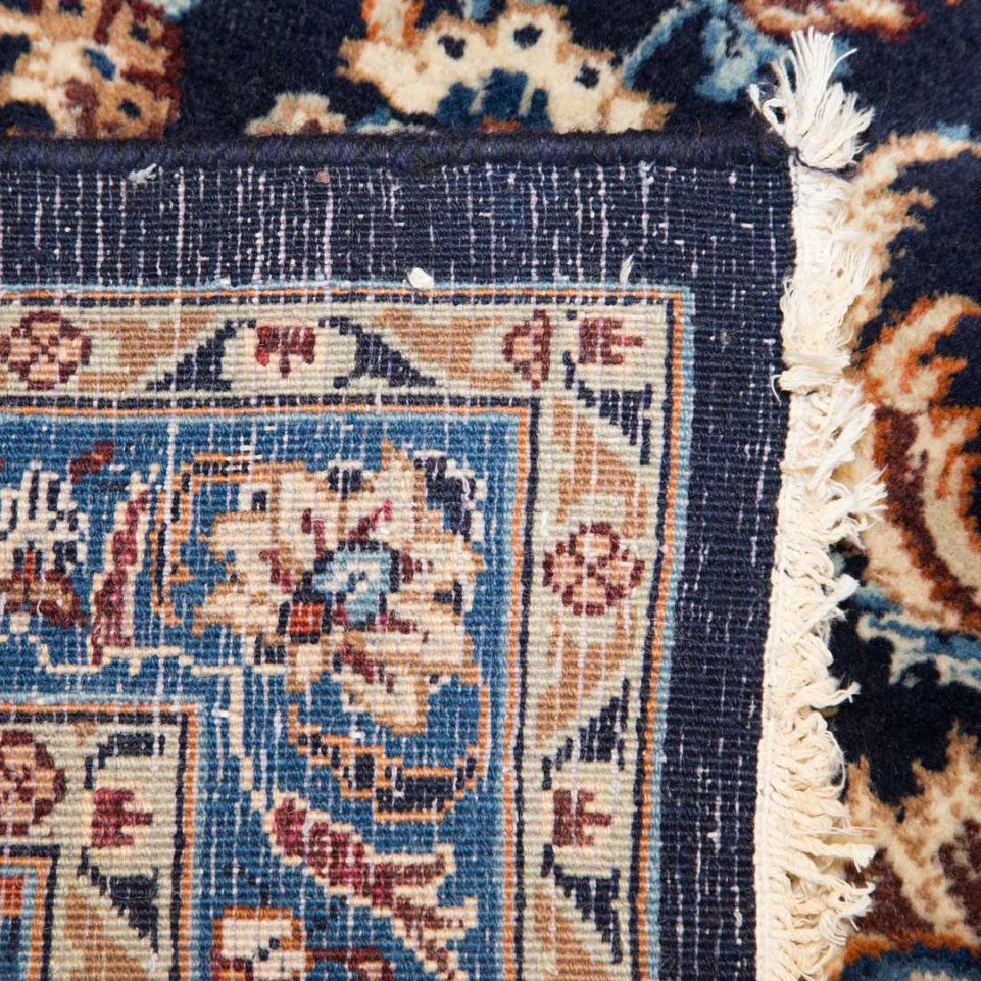 Persian Keshan carpet, approx. 9.8 x 12.3 - 3
