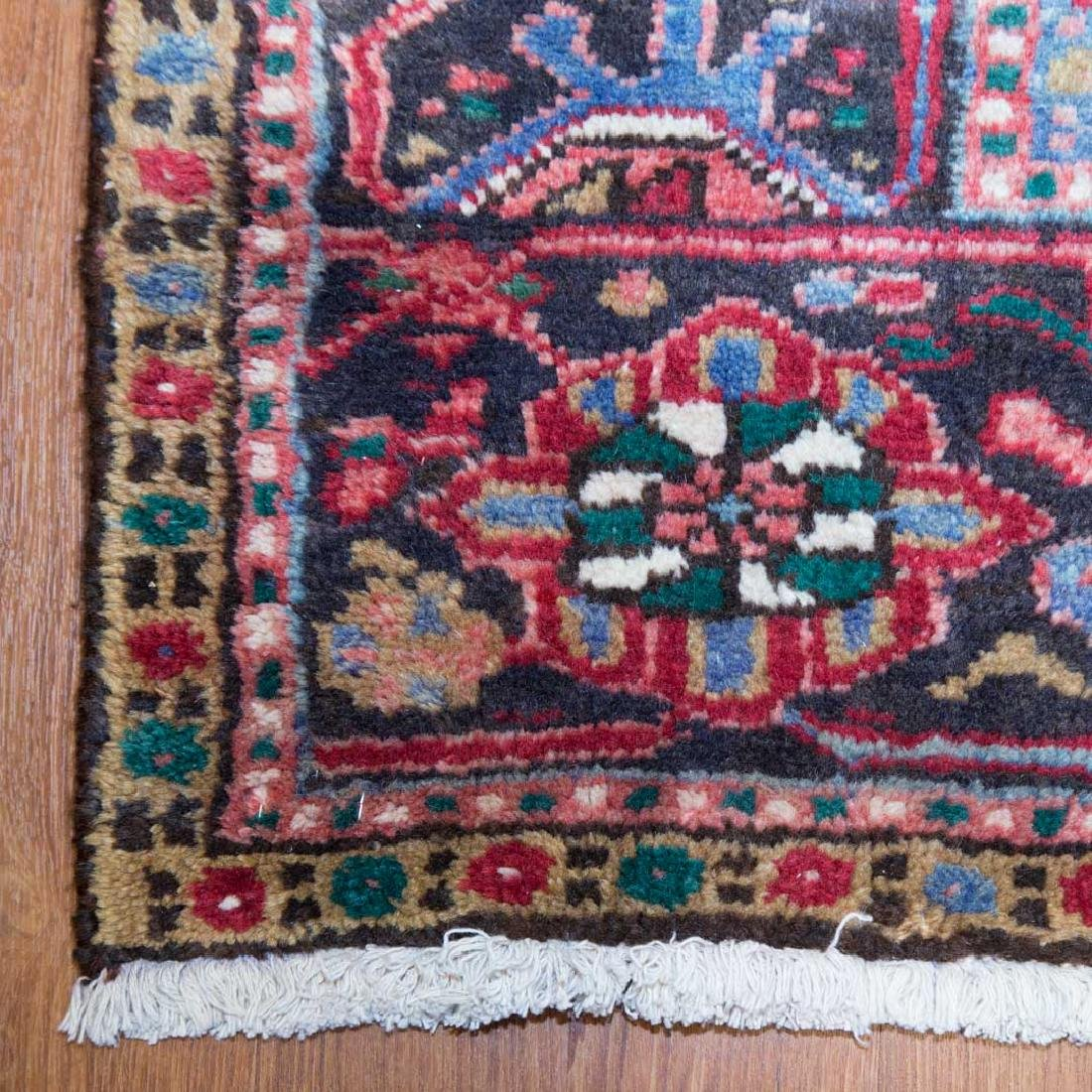 Persian Herez rug, approx. 7.7 x 11.5 - 2