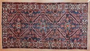Persian Bahktiari rug, approx. 5.3 x 9.10