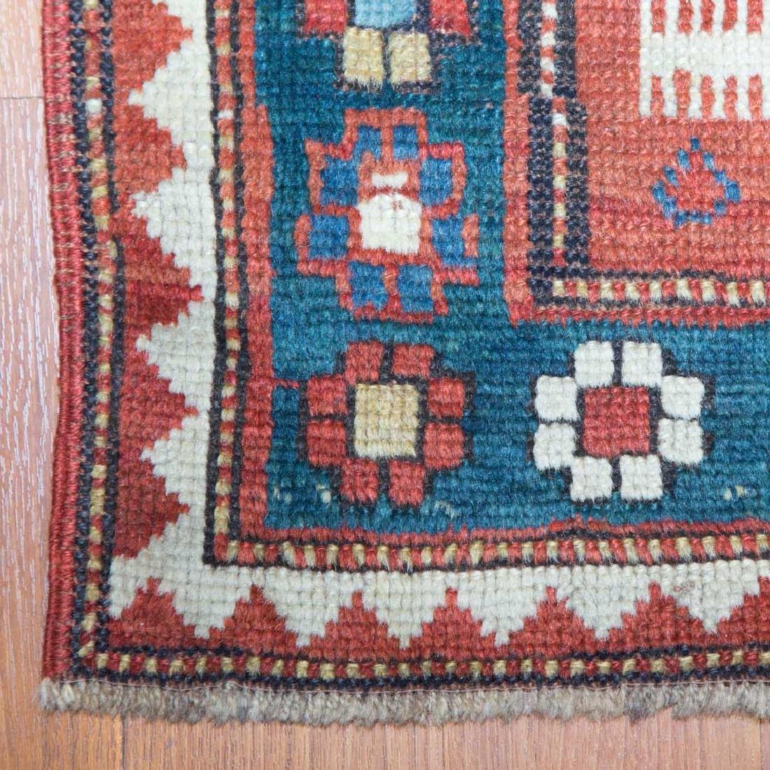 Antique Kazak rug, approx. 3.10 x 7.7 - 2