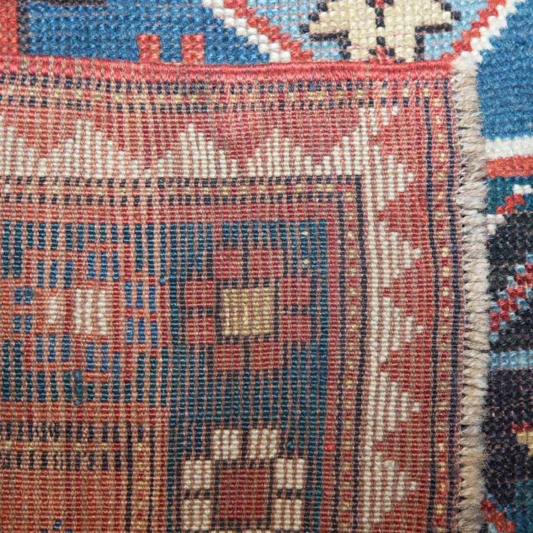 Antique Kazak rug, approx. 3.10 x 7.7 - 3