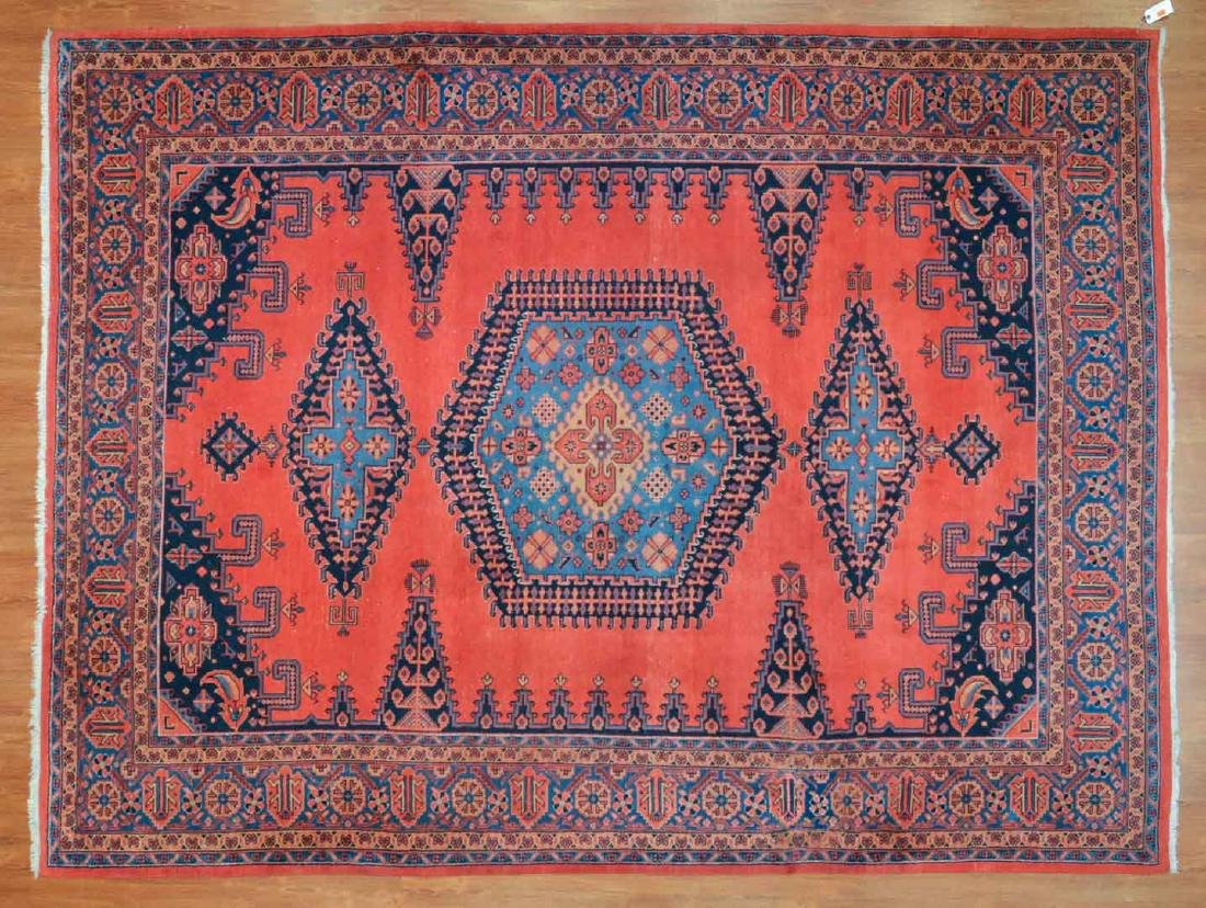 Persian Mahal carpet, approx. 8.7 x 11.4