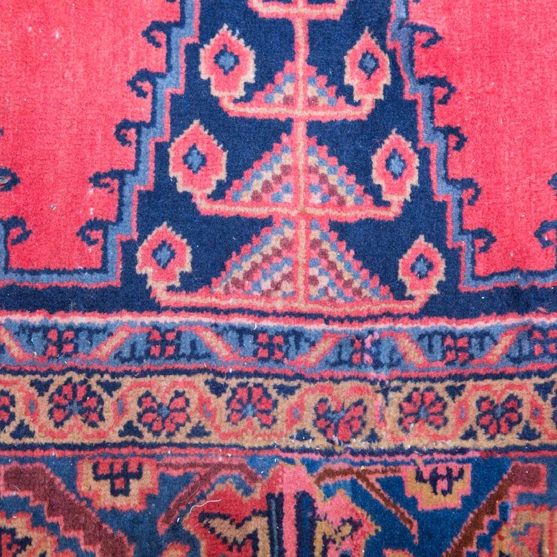 Persian Mahal carpet, approx. 8.7 x 11.4 - 4