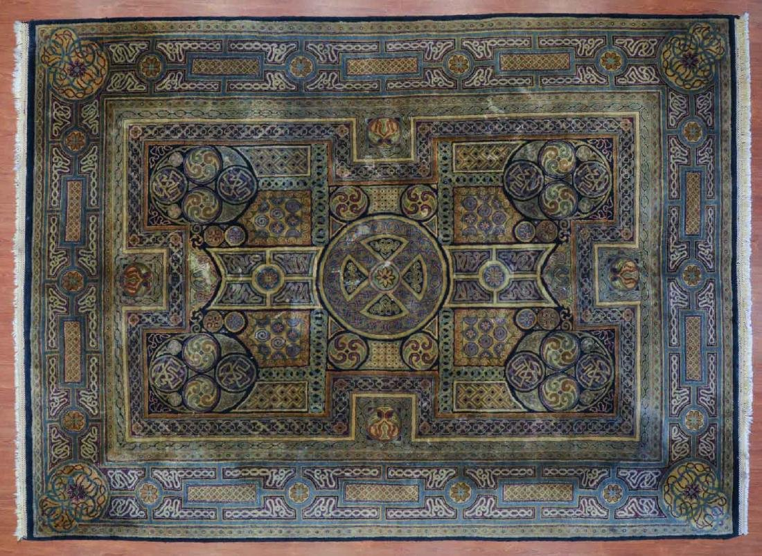 Indo Agra carpet, approx. 8.10 x 12.1
