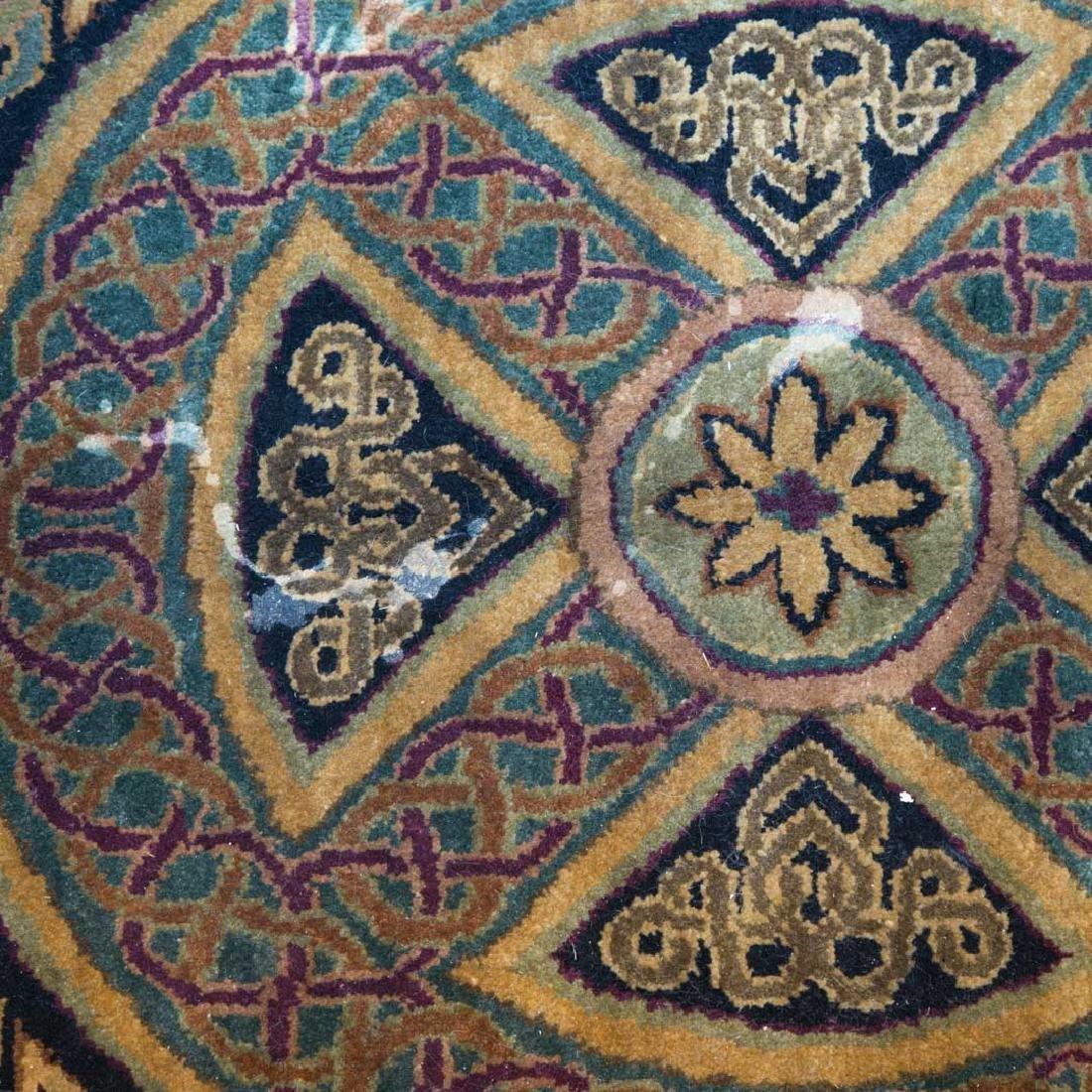 Indo Agra carpet, approx. 8.10 x 12.1 - 4