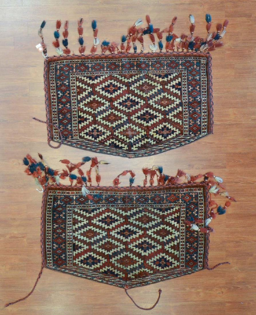 Pair of Yamout Tent bags