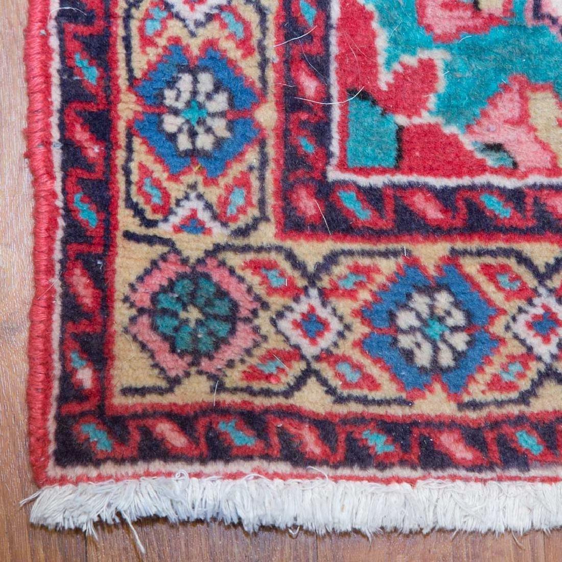 Persian Hamadan rug, approx. 4.1 x 6.6 - 2