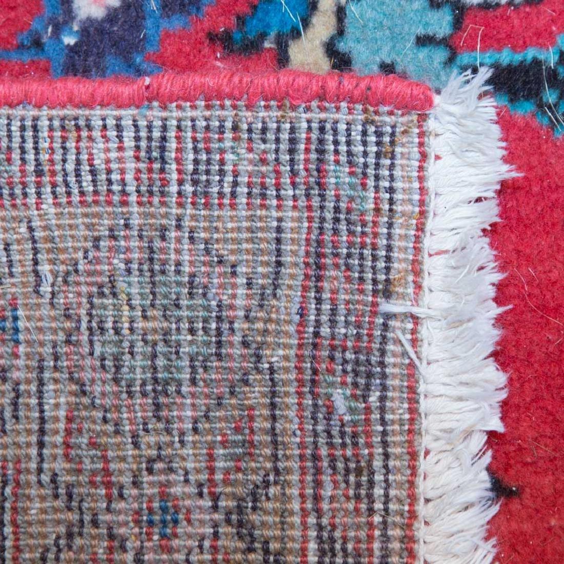 Persian Hamadan rug, approx. 4.1 x 6.6 - 3