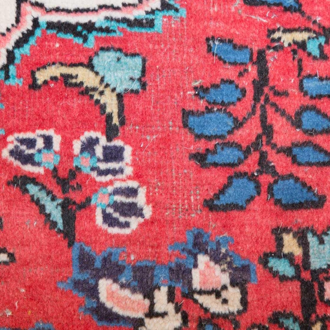 Persian Hamadan rug, approx. 4.1 x 6.6 - 4