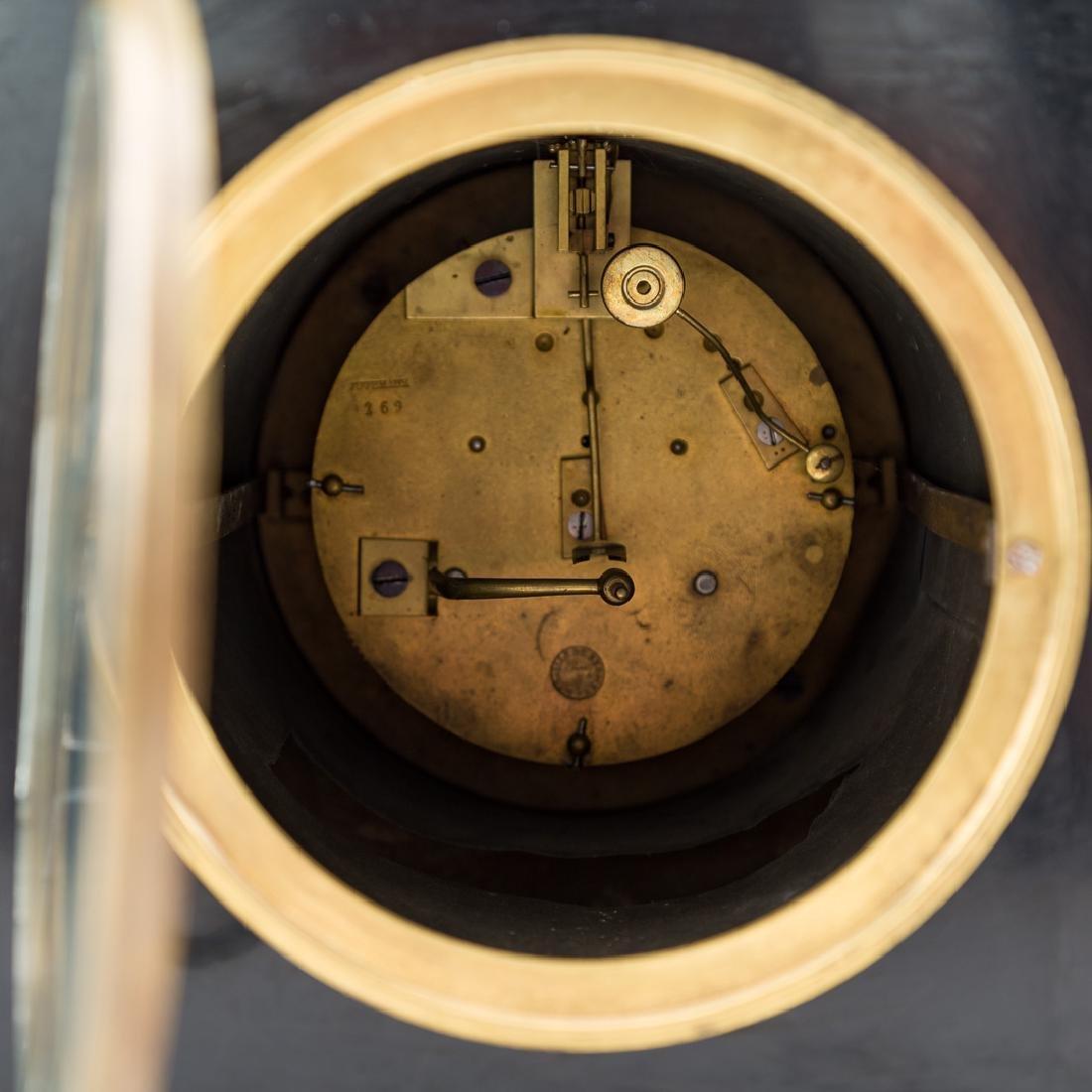 Alfred Carrier-Belleuse. Apollo figural clock - 5