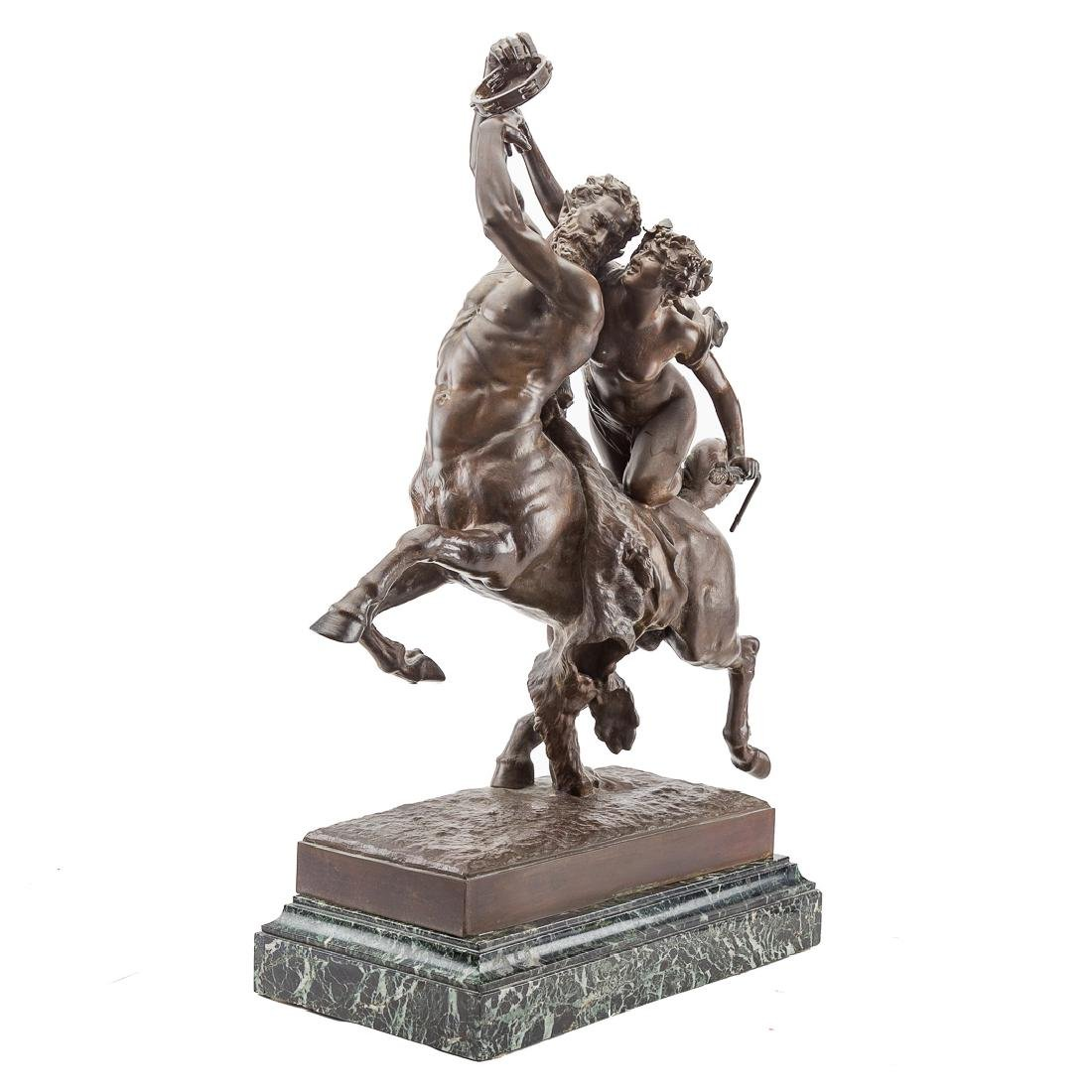Arthur J. LeDuc, Nessus & Dianera bronze