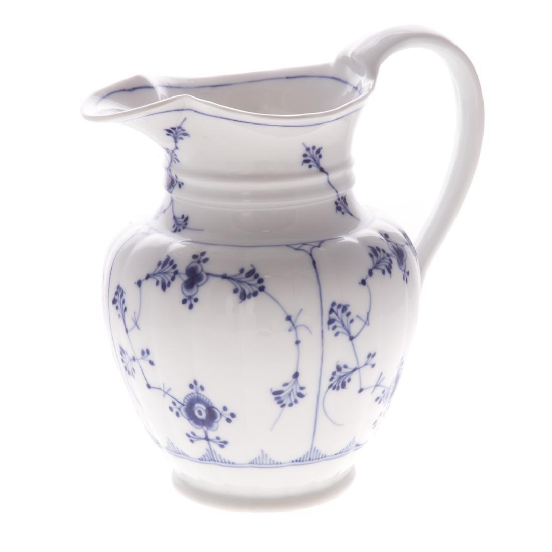 14 Royal Copenhagen porcelain table articles - 7