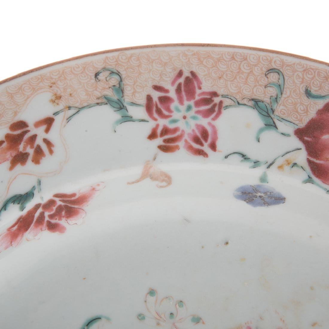 Three pieces Chinese Export porcelain - 3