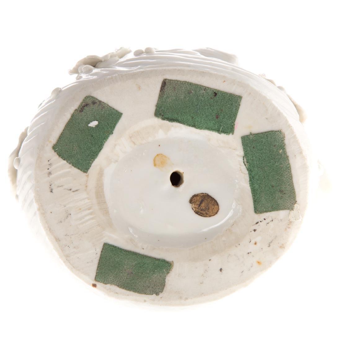 Chinese Blanc-de-Chine porcelain Quan yin - 7