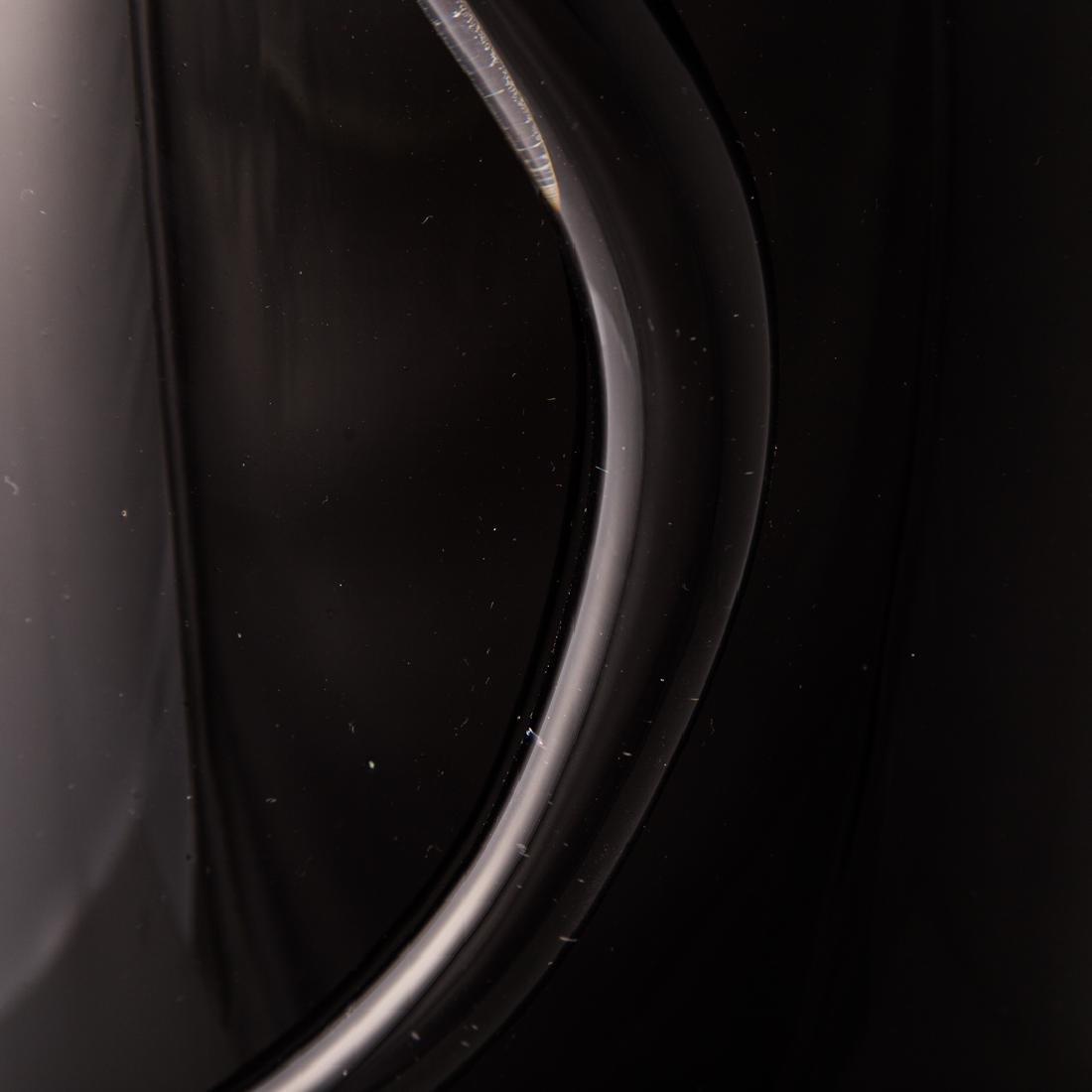 Pino Signoratto. Large amethyst glass vase - 3