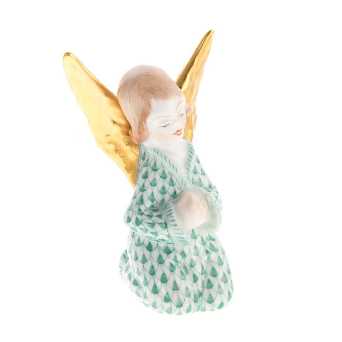 Four Herend porcelain figures - 3