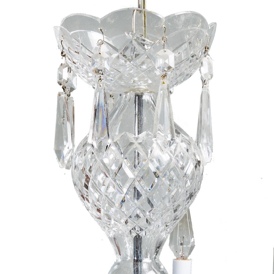 Waterford crystal Comeragh chandelier - 3