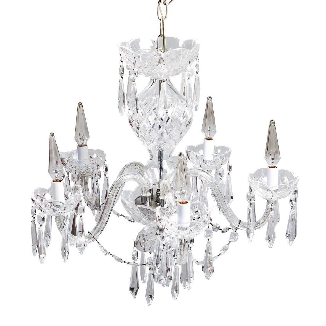 Waterford crystal Comeragh chandelier - 4