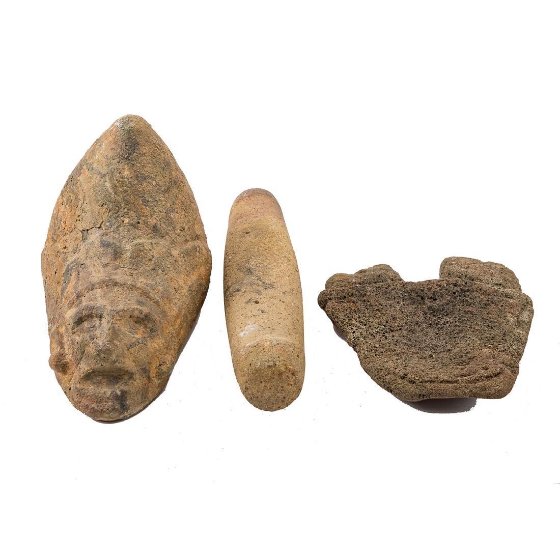 Assortment of Meso American primitives - 2
