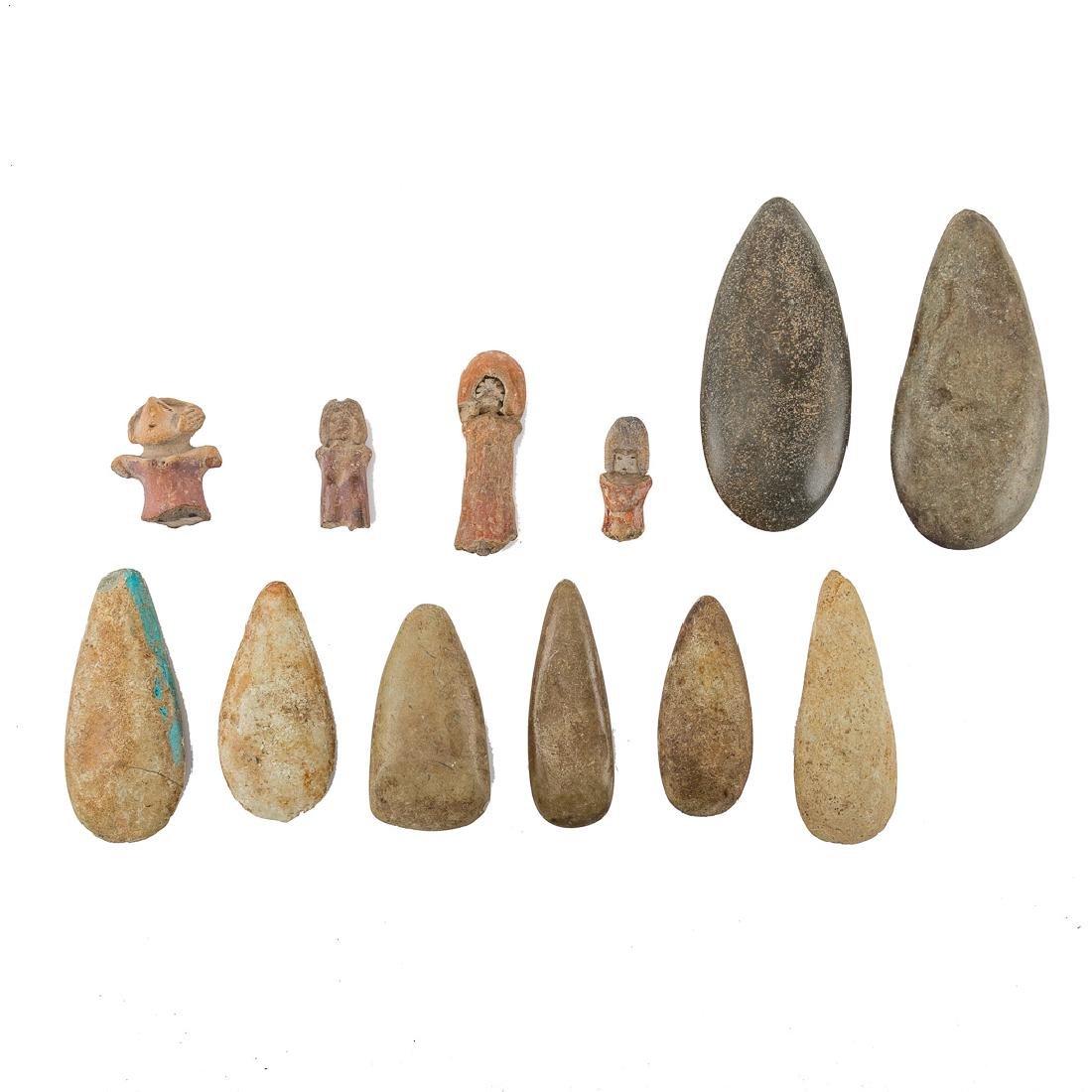 Assortment of Meso American primitives - 4