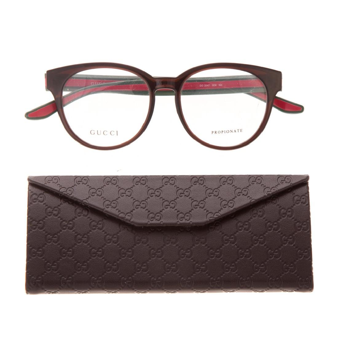 A Pair of Gucci Glasses NWT