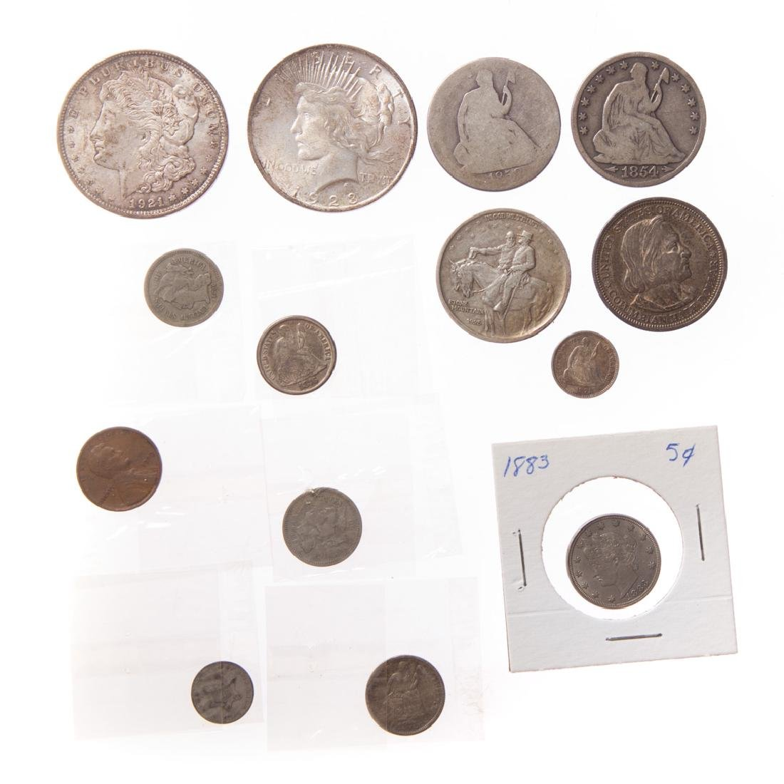 [US] US Type Coins