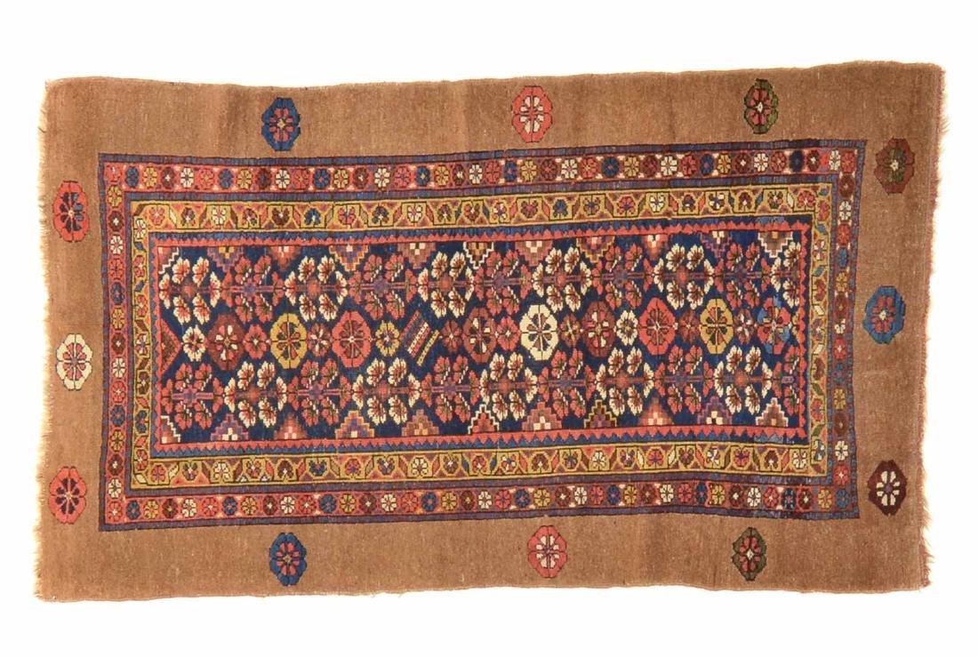 Antique Sarouk rug, approx. 3.9 x 6.4