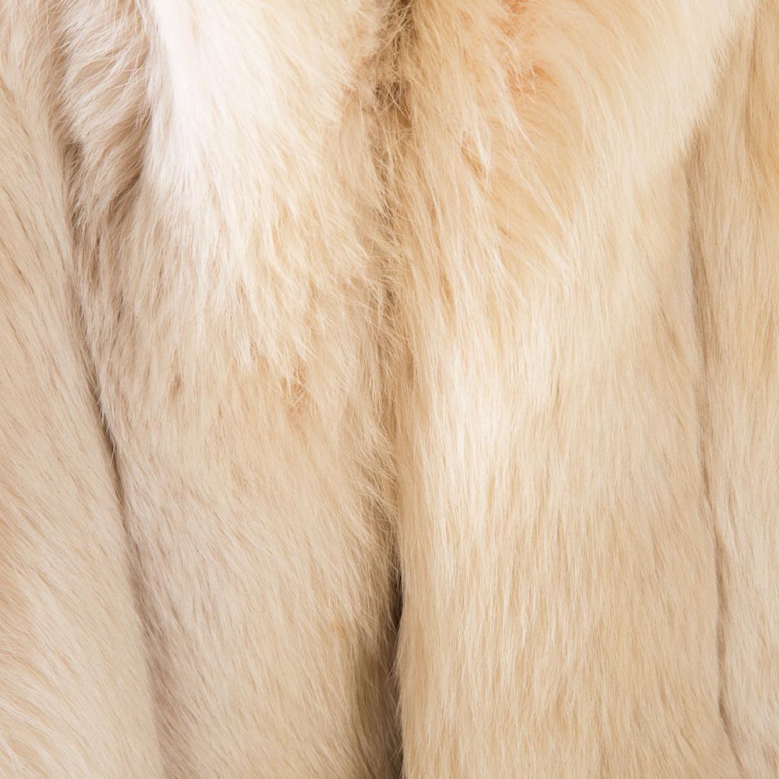 A Lady's Fur Jacket in Fox - 2