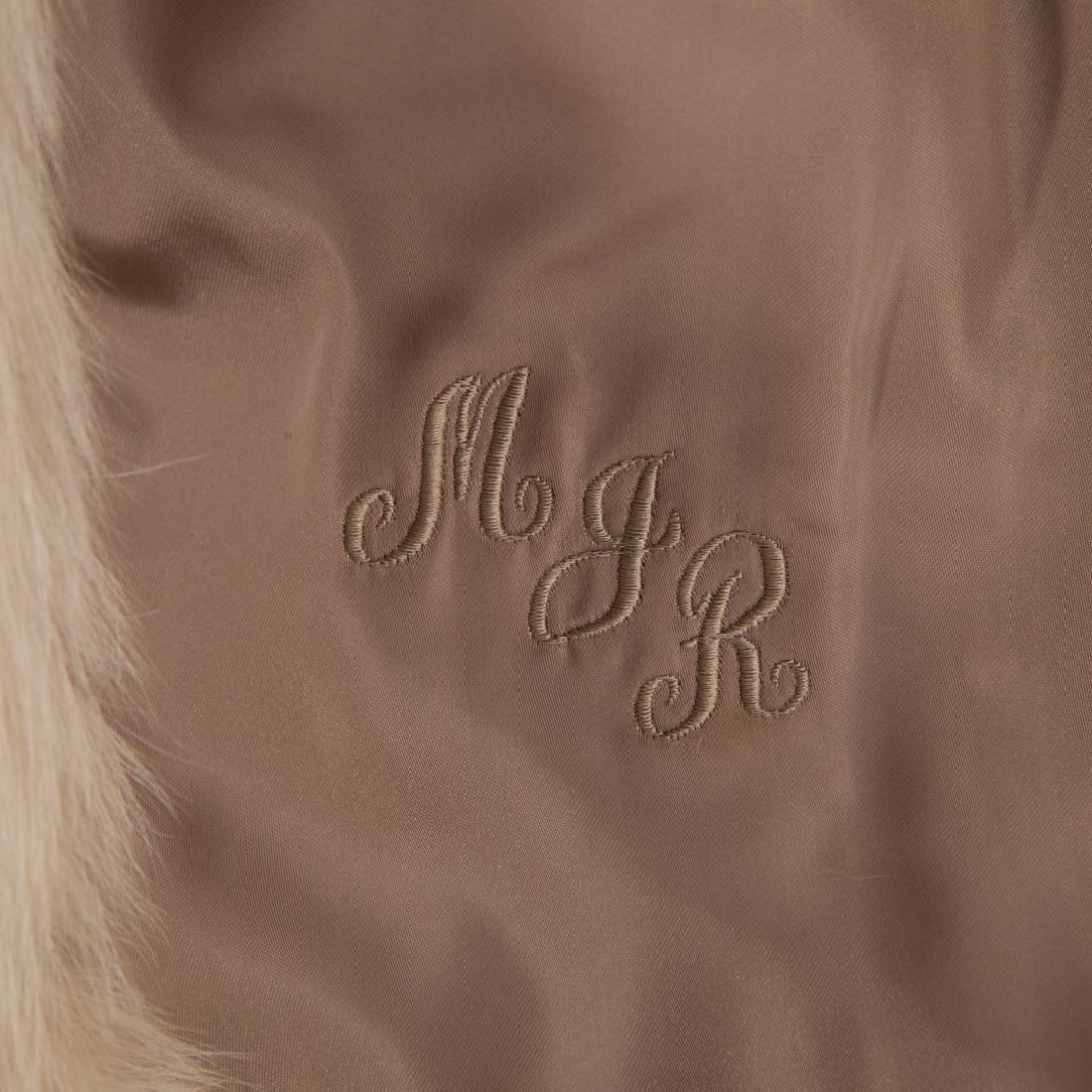 A Lady's Fur Jacket in Fox - 3