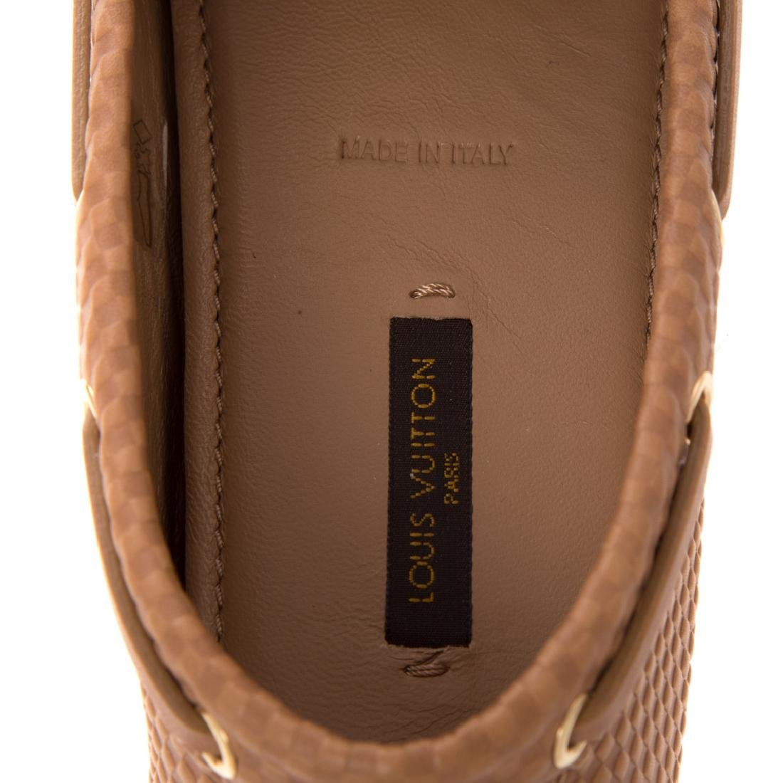 A Pair of Louis Vuitton Lady's Gloria Loafers - 6