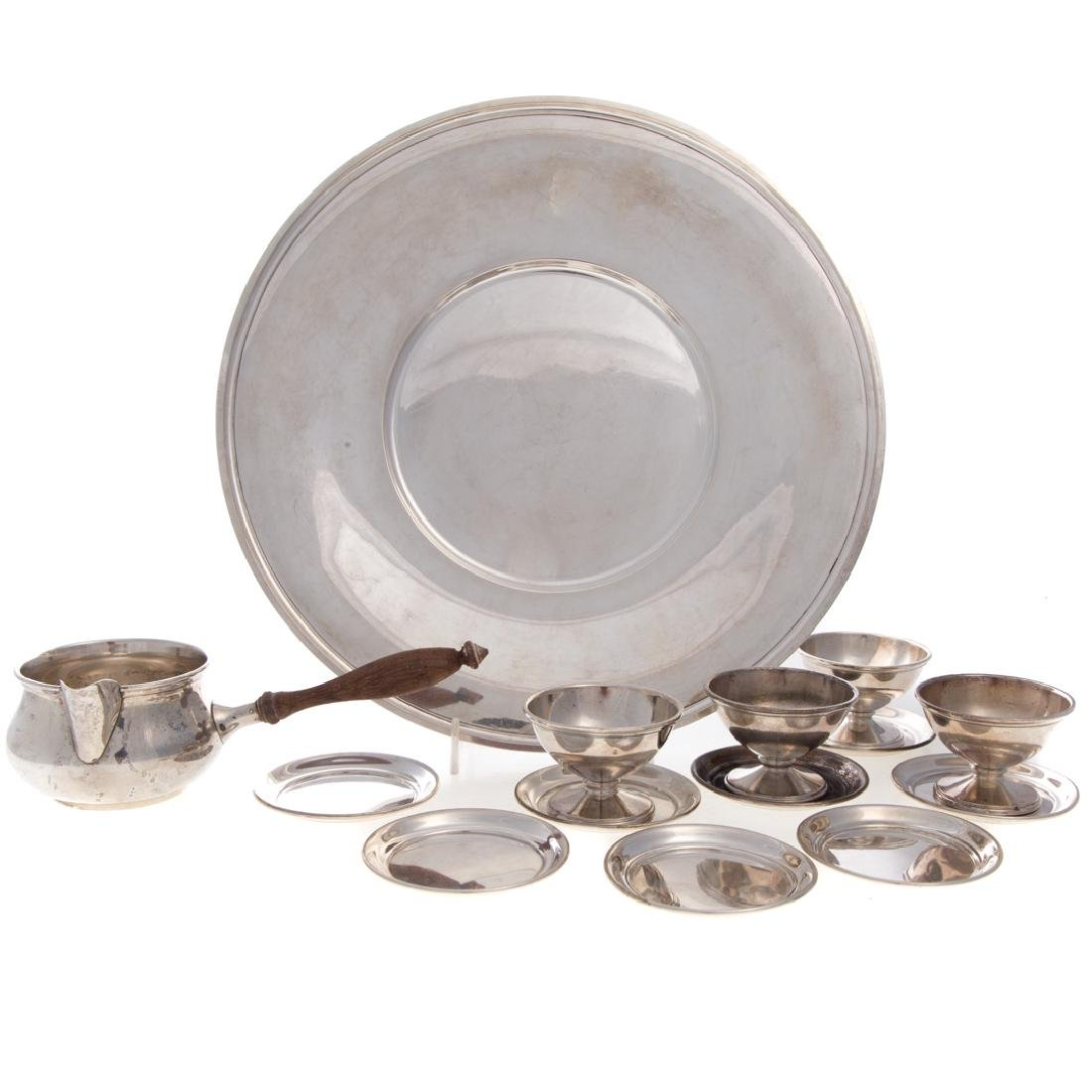Collection Kirk sterling tableware