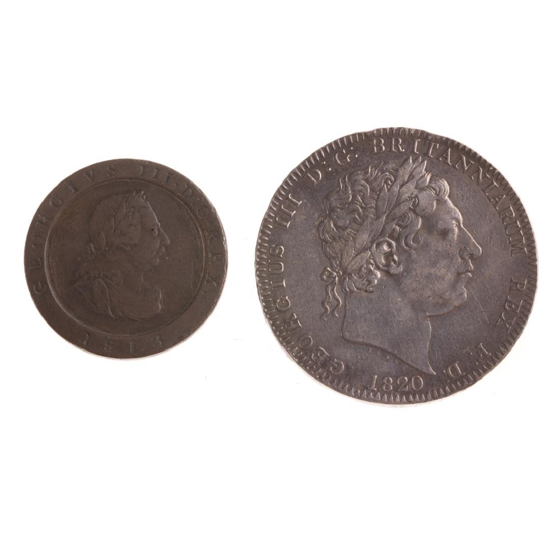 [World] Two Interesting George III Coins