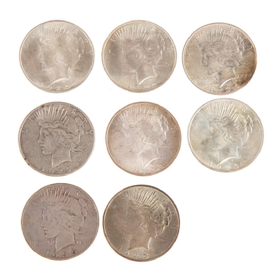 [US] 8 Better Peace Dollars