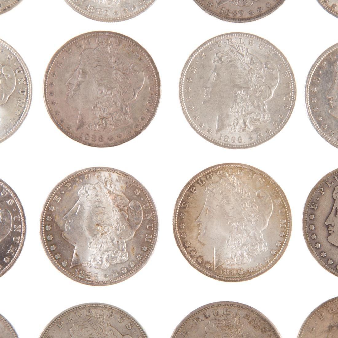 [US] Sixteen Morgan Silver Dollars - 2
