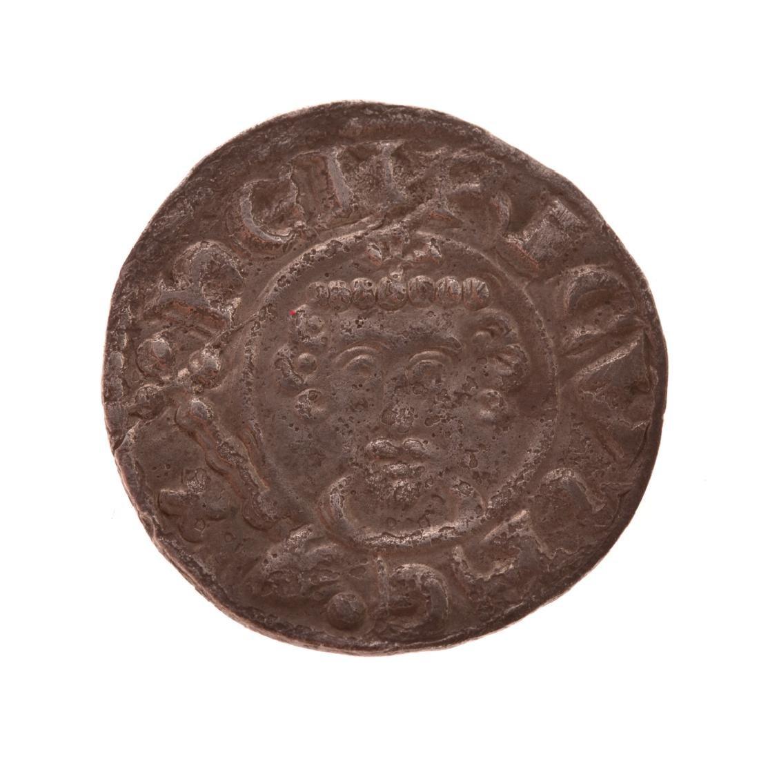 [World] Richard I Short Cross Penny (1189-1199)