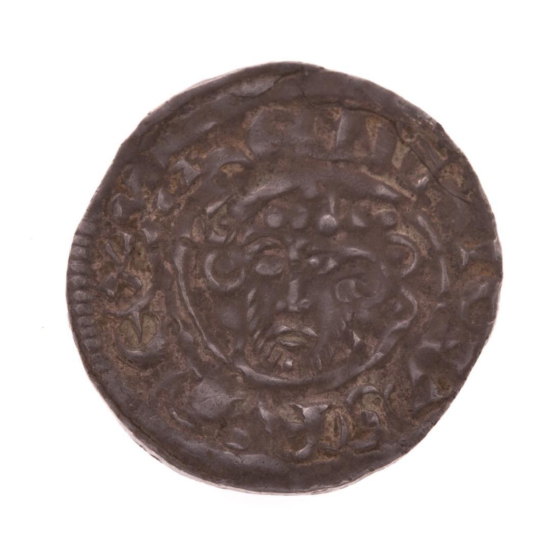 [World] John I Short Cross Penny XF 1199-1216