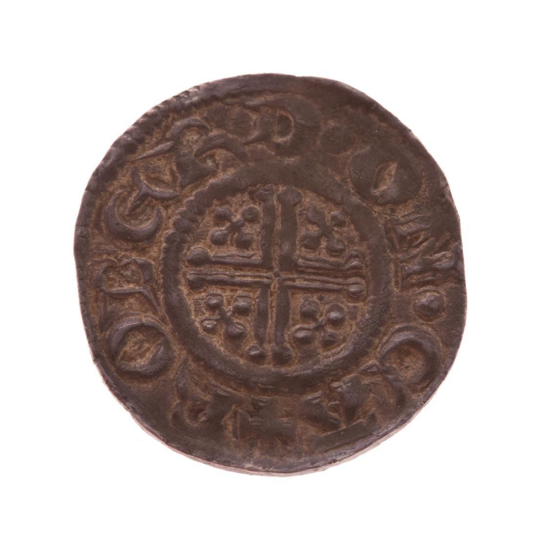 [World] John I Short Cross Penny XF 1199-1216 - 2
