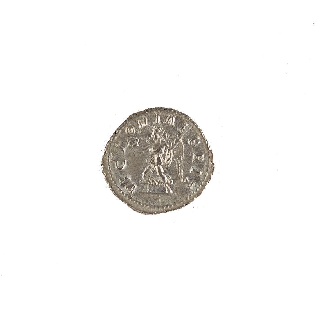 [Ancient] Caracella Silver Denarius 198-217 AD AU - 2