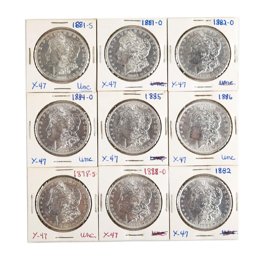 [US] Nine Better Moran Dollars