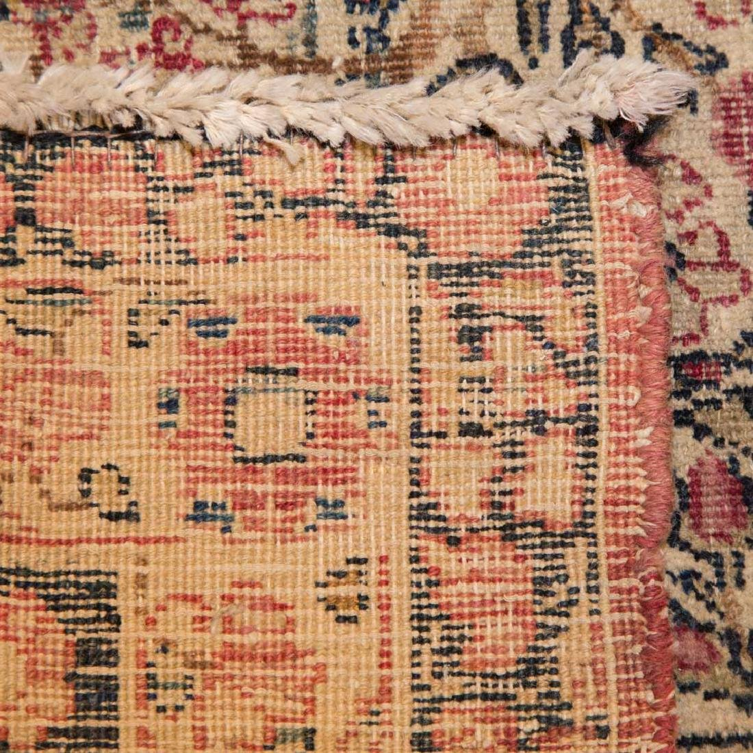 Antique Lavar Kerman rug, approx. 2.11 x 4.5 - 3